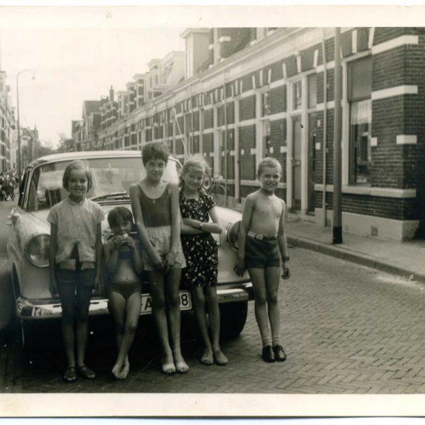 Groenestraat thv huisnr. 22 (1969)