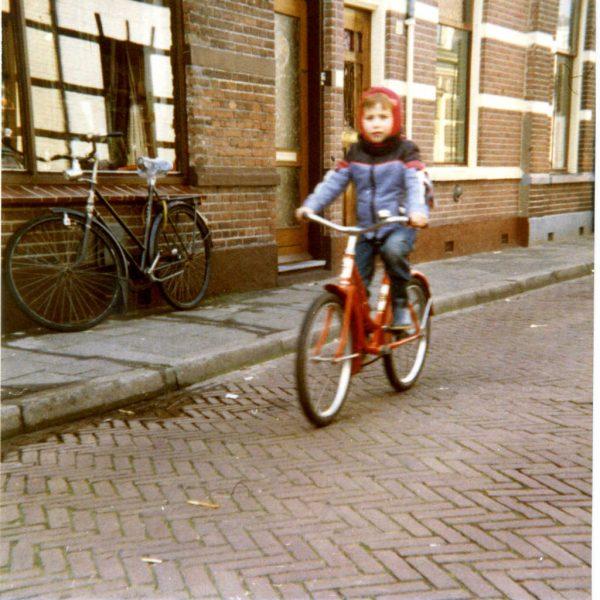 Groenestraat thv huisnr. 40 (1980)