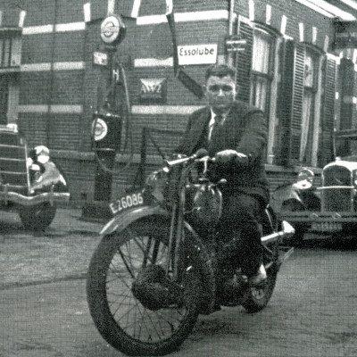 garagehouder  Jan Stuiver