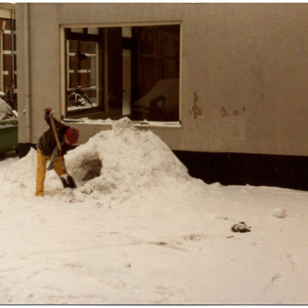 Groenestraat thv huisnr. 42 (1985)