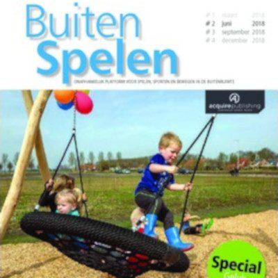 magazine BuitenSpelen 2e editie