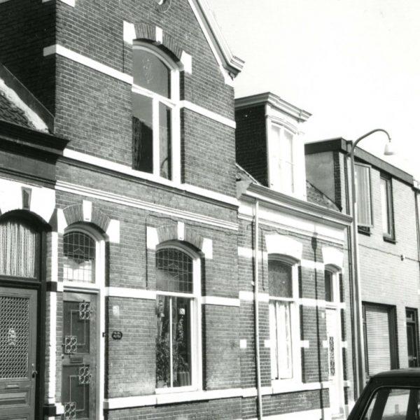 Groenestraat huisnr. 50 (1978) bron: Historisch Centrum Overijssel